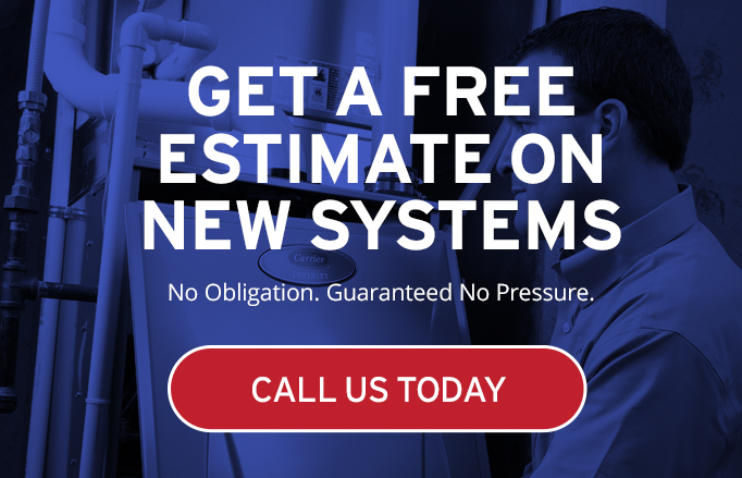 Free estimate on HVAC services